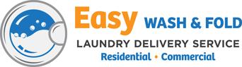 easy wash and fold logo